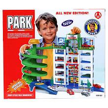 Іграшковий гараж, паркінг 922, 6 ярусів