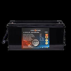 Аккумулятор LP LiFePo-4 24 V - 202 Ah (BMS 80A) пластик