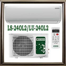 Кондиціонер Leberg LS-24OL2/LU-24OL2 до 70 кв. м. (-7°C)