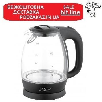 Електрочайник Maestro Чорний MR-063