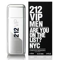 Туалетная вода Carolina Herrera 212 VIP Men