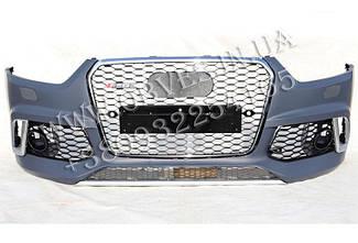 Передній бампер RSQ3 для Audi Q3 2011-2015