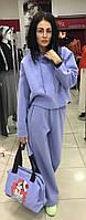 Костюм женский синий Lumina 21-38431