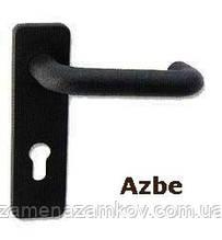 Акция! Ручки дверные Azbe S Mg Mod 485-72 для дверей