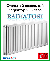 Стальной радиатор Raditori 22k 500*1100 б.п.