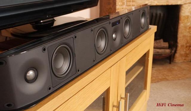 Paradigm SoundScape 5.1 звуковой проектор SoundBar HiFi домашний кинотеатр саундбар