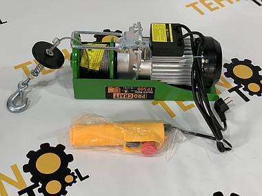 Тельфер Procraft - TP-500., фото 3