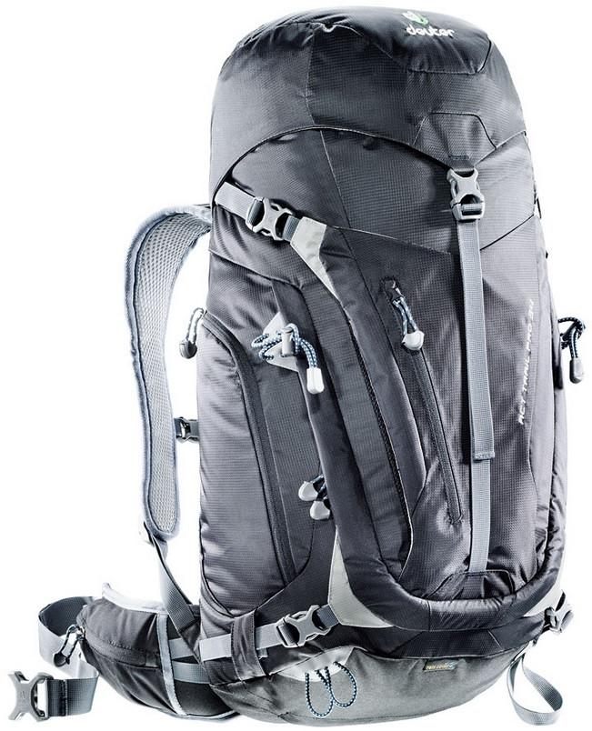 Рюкзак DEUTER ACT Trail PRO 34, 3441115 7000 черный