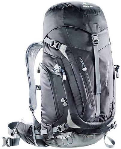 Мужской удобный треккинговый рюкзак DEUTER ACT Trail PRO 34, 3441115 7000 черный