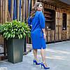 Женское Платье свободного кроя 50-52, 54-56, 58-60, фото 2