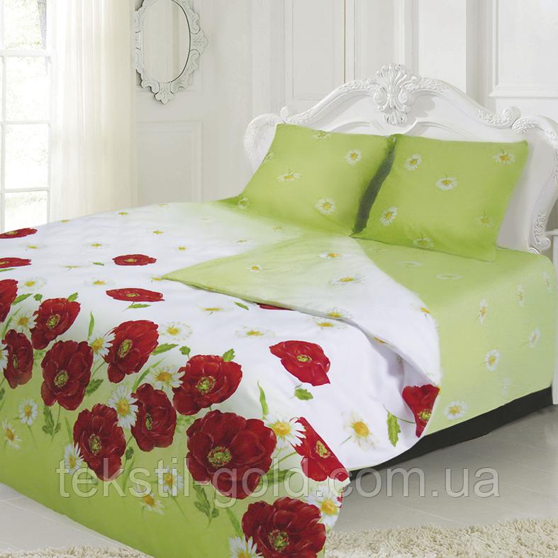 Комплект постельного белья 863 «Алина» ТМ ТЕП (Украина) бязь полуторный