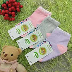 Носки детские демисезонные, для девочки, ЕКО, р.10 (0-1), Облако, случайное ассорти, 30032296