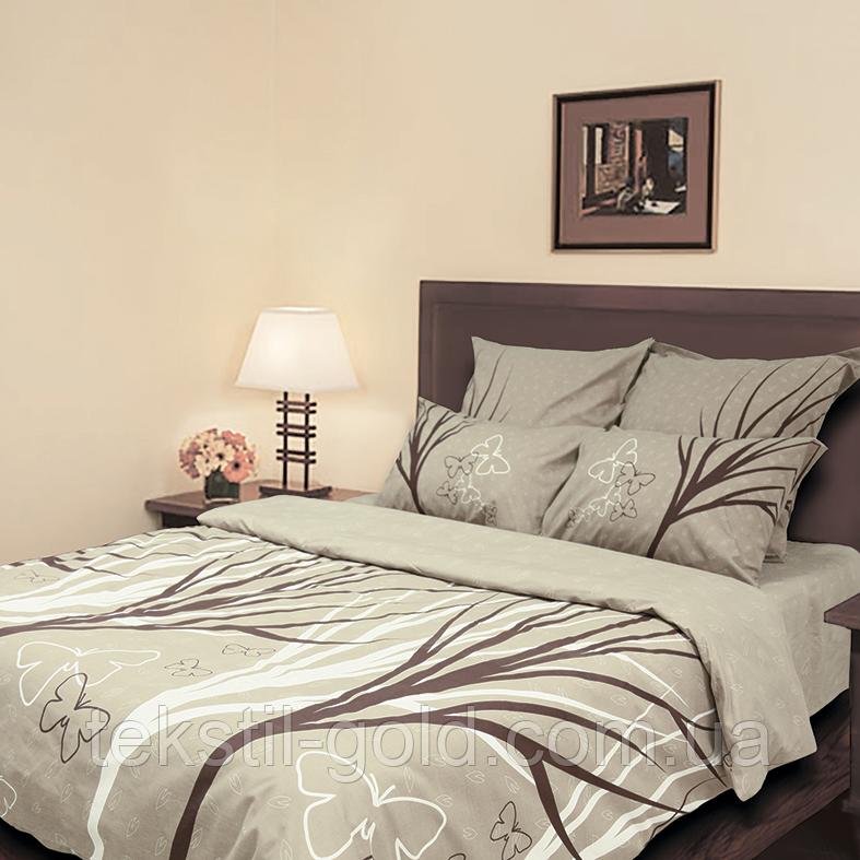 Комплект постельного белья 905 «Антуанетта» ТМ ТЕП (Украина) бязь Полуторный