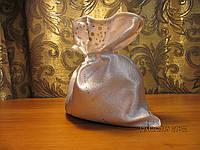Подарочный мешочек под новогодние подарки