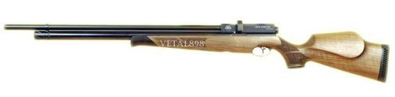 Air Arms S 410 Extra FAC (АирАрмс экстра) 30 Дж,10зар. бук / орех
