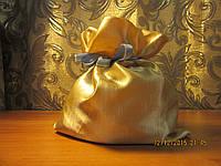 Подарочный мешочек под новогодние подарки, фото 1