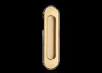 Ручка для раздвижной двери SDH-1 PB/SB - полированная латунь/матовая латунь