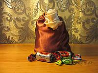 Подарочный мешочек под кондитерские изделия, фото 1