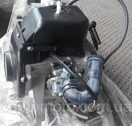 Двигатель ТВ-60 китаский СУЗУКИ цепной вариатор полный комплект, фото 2