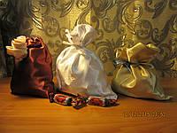 Мешок подарочный  под новогодние подарки, фото 1