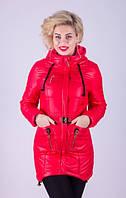 Куртка-парка женская молодежная Damader №607., фото 1