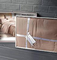 Комплект постільної білизни First Choice De Luxe ранфорс