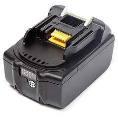 Акумулятор PowerPlant для дамських сумочок та електроінструментів MAKITA 18V 6.0 Ah Li-ion (BL1860)