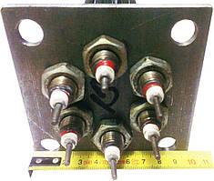 Блок тэнов 7,5 кВт для котла Титан на крепёжном фланце 100\100мм со съёмными тенами