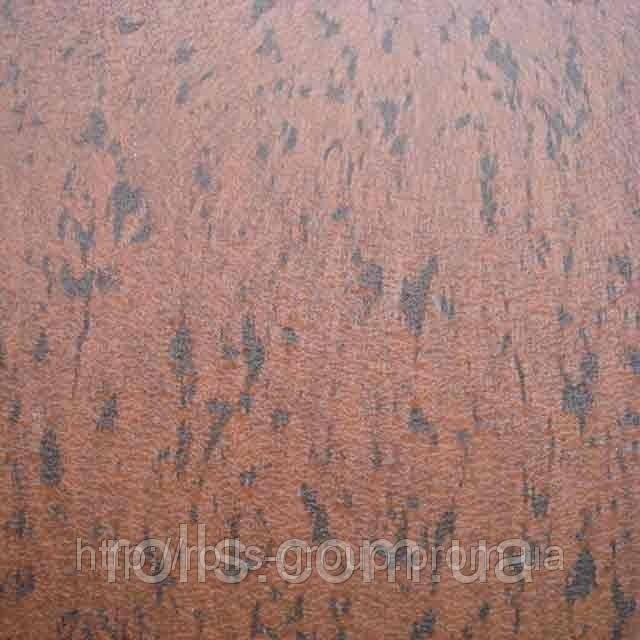 Алюминий для фасадов Prefa P.10, colour №41 Rust Brown, цвет Ржавчина