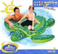 Надувная игрушка Черепаха Intex 56524