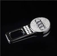Эксклюзивная заглушка в замок ремня безопасности - Audi (Ауди)