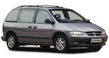Кенгурятники на Chrysler Voyager (1997-2002)