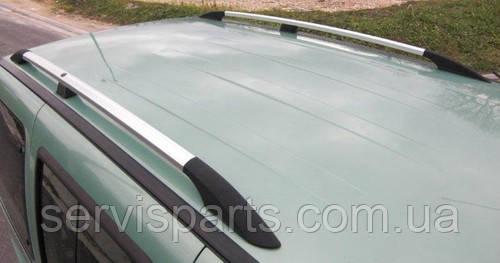Рейлінги на дах для FIAT SCUDO (Фіат Скудо) алюмінієві Crown