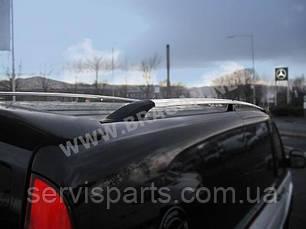 Рейлінги на дах для FIAT SCUDO (Фіат Скудо) алюмінієві Crown, фото 2
