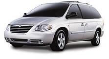 Кенгурятники на Chrysler Voyager (2001-2008)