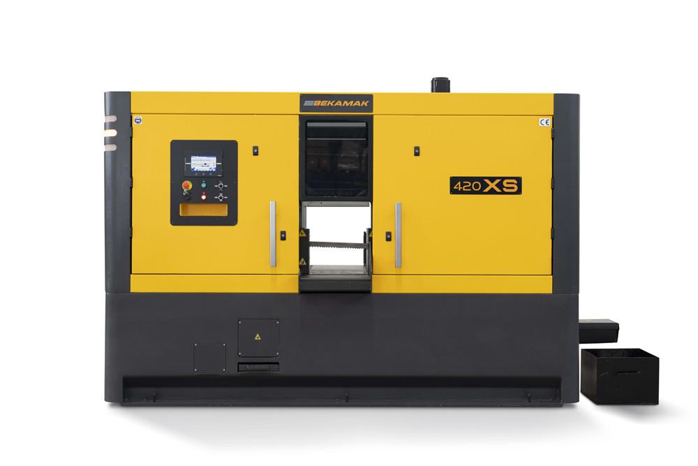 Автоматическая ленточнопильный станок закрытого типа Beka-Mak BMSO 420 XS ENCLOSED