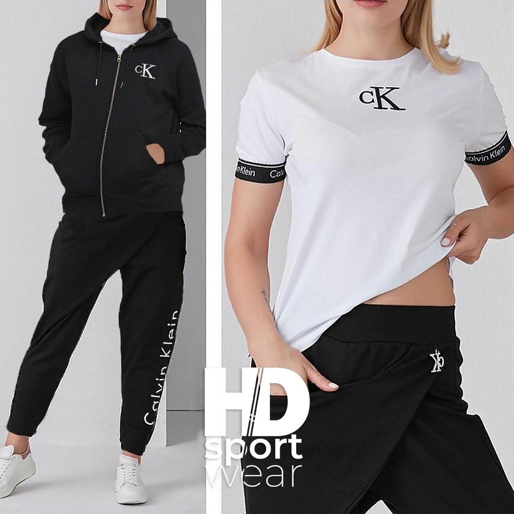 Женские брендовых спортивные костюмы( тройки)