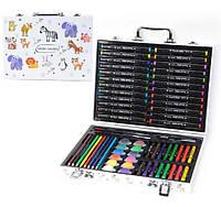 Подарочный набор для детского творчества Inspire Children 65 предметов, фото 1