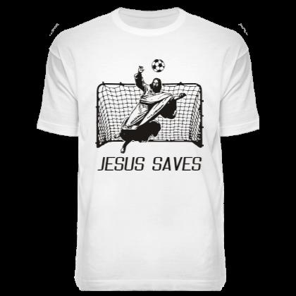 Футболка Jesus Saves