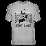 Футболка Jesus Saves, фото 2