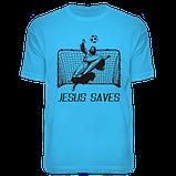 Футболка Jesus Saves, фото 5