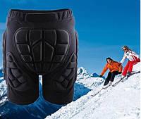 Лыжные защитные шорты, сноубордическая защита при падениях