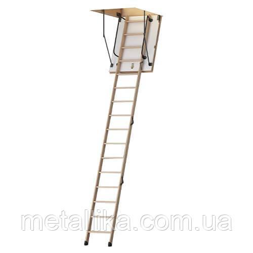 Горищні сходи PREMIUM Long