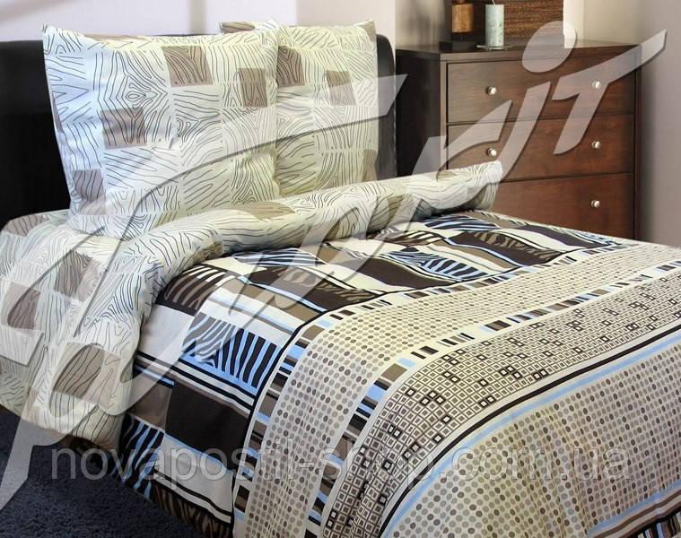 Ткань для постельного белья, бязь белорусская Амстердам