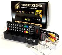 Tiger X80HD - спутниковый FULL HD ресивер