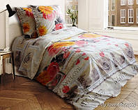 Ткань для постельного белья, бязь белорусская My Love