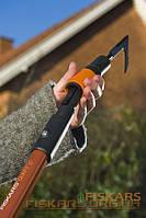 Нож QuikFit™ для уборки травы на дорожке от Fiskars (136521)