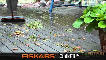 Метла-щетка QuikFit™ от Fiskars (135533) 1001416, фото 2