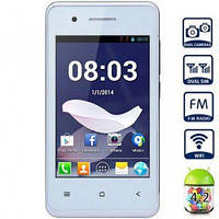"HTC Mini FaceTel T1 Android 4 на 2 сим-карты 3.5"" экран + стилус!"