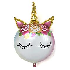Фол куля фігура Голова єдинорога Золотий ріг (Китай)